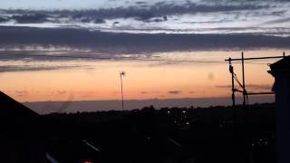 P1140090 sunset - Hanover 05.08.2015