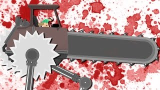 ULTIMATE KILLING MACHINE - Happy Wheels #54
