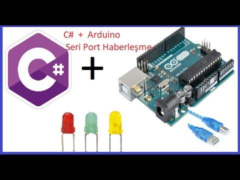 Arduino - C# Seri port haberleşme