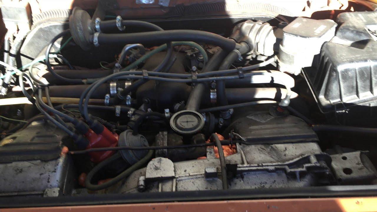 1982 Vanagon Westfalia 2 0l Air Cooled Engine