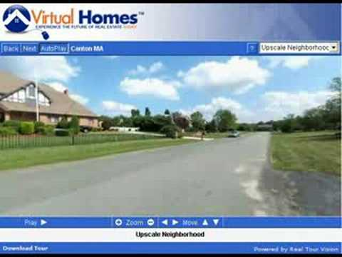 Canton Massachusetts (MA) Real Estate Tour