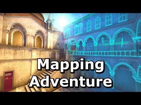 My Adventure Into Valve's Maps