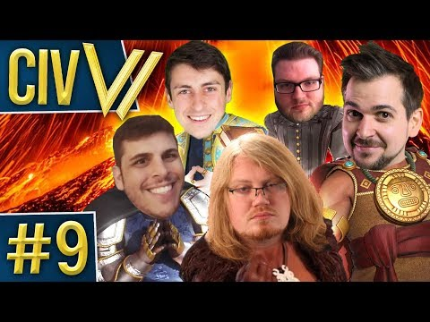 Civ VI: Gathering Storm #9 - Picking Simon's Brain