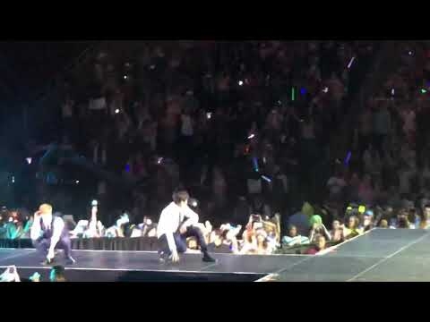 Wanna One Stage Mix - KCON NY 2018