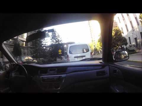 Driving Through Santiago #1
