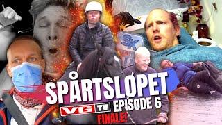 Spårtsløpet episode #6: Finale!