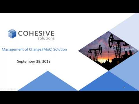 Management Of Change (MOC) Solution For IBM Maximo