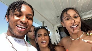 I BOUGHT A $2 MILLION YACHT AND THREW A PARTY!! (SHE LIT!)