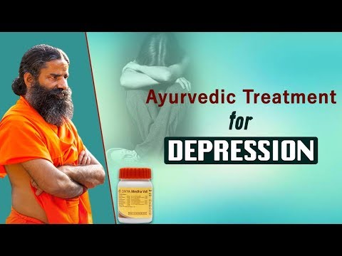 Ayurvedic Treatment for Depression   Swami Ramdev