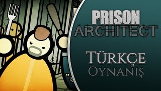ÇOK AYRINTILI DÜŞÜNMÜŞÜM - Prison Architect : Türkçe Oynanış / Bölüm 82