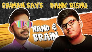 SAIMAN SAYS vs DANK RISHU ft. Vidit, KSM, Gamerfleet
