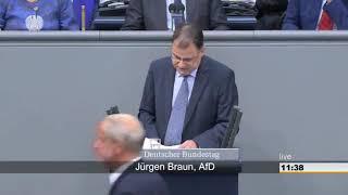 Jörgen Braun(AfD) bringt die Linken zum schreien thumbnail