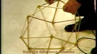 Buckminster Fuller Explains Vector Equilibrium - with captions