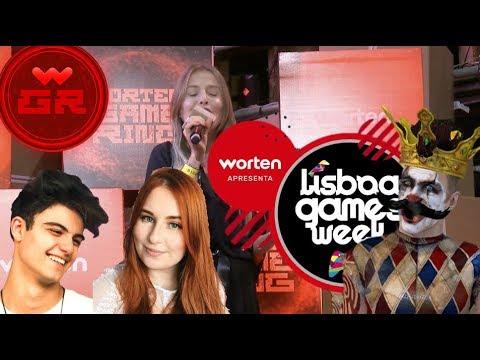 Tower e Mine Challenge na LGW com Morais, Windoh e Owhana (Worten Game Ring)