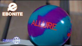 Ebonite Allure Solid | Reaction Video