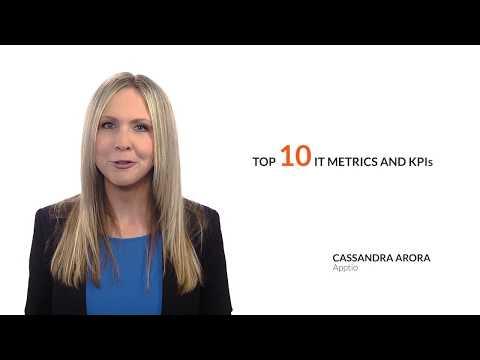 10 Essential IT Metrics and KPIs