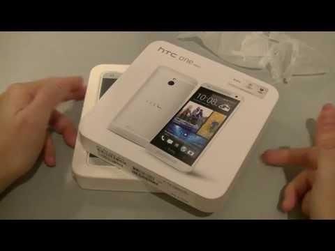 HTC One mini - déballage   par Top-For-Phone.fr