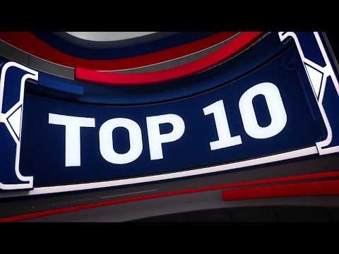 NBA Top 10 Plays of the Night | October 29, 2018