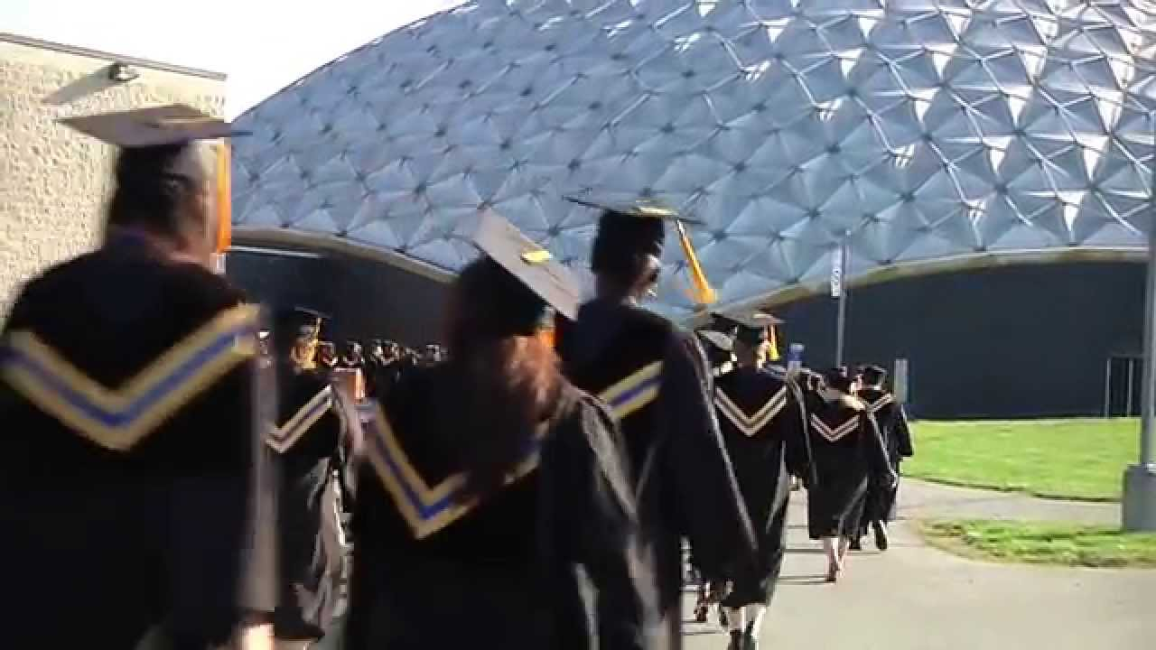 Community College of Beaver County - Commencement 2015 Highlights