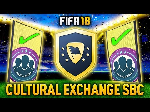 *NEW* CULTURAL EXCHANGE ADVANCED SBC! (COMPLETED/ADVANCED)