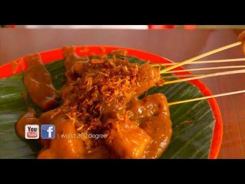 Jakarta Street Food Tour With World 360 Degree Part 1