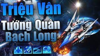 BangBang 2 - Triệu Vân Skin Tướng Quân Bạch Long