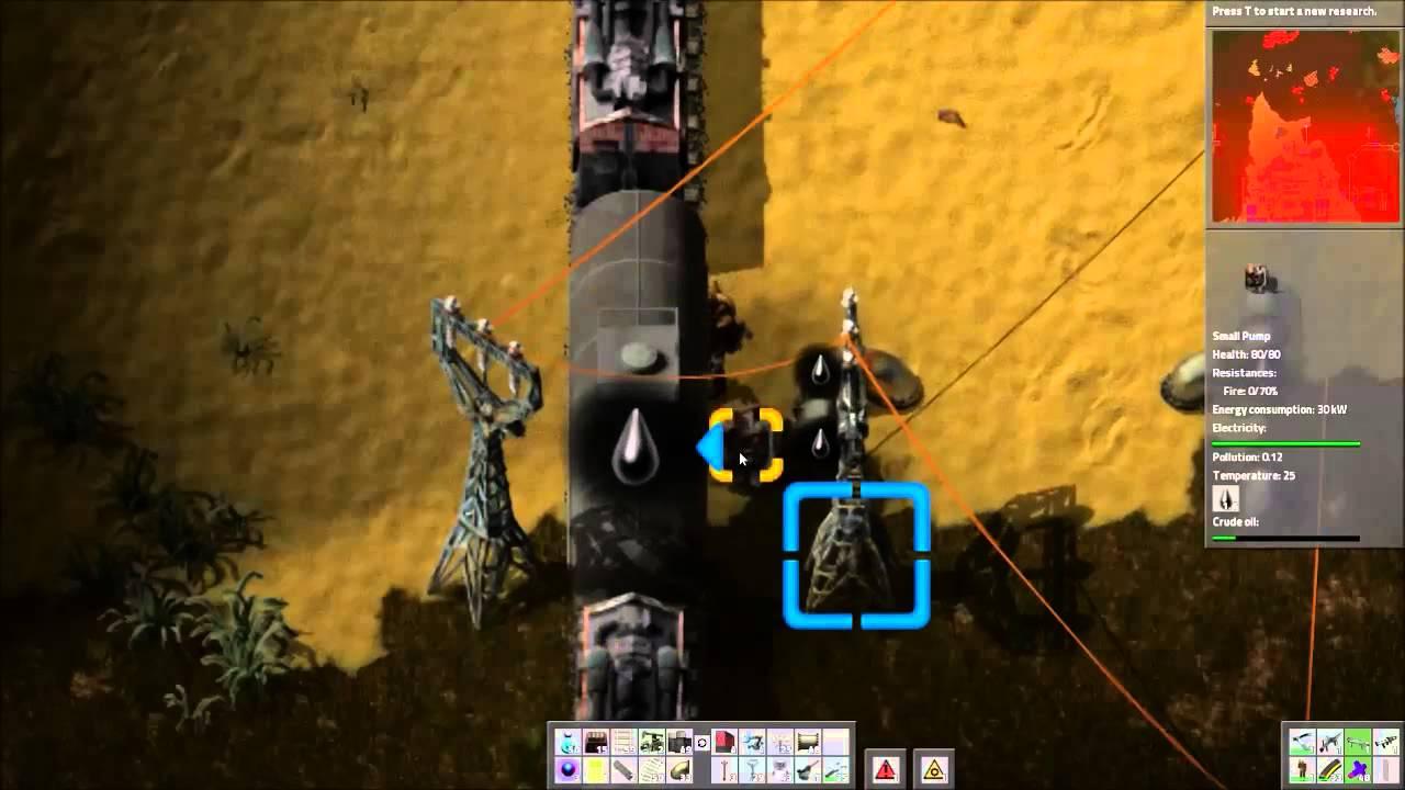 Factorio Mod Spotlight - Rail Tanker - Liquid Transport 0 0 8