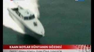 YONCA ONUK'TAN 45 METRELİK BOT GELİYOR - MRTP - COAST GUARD