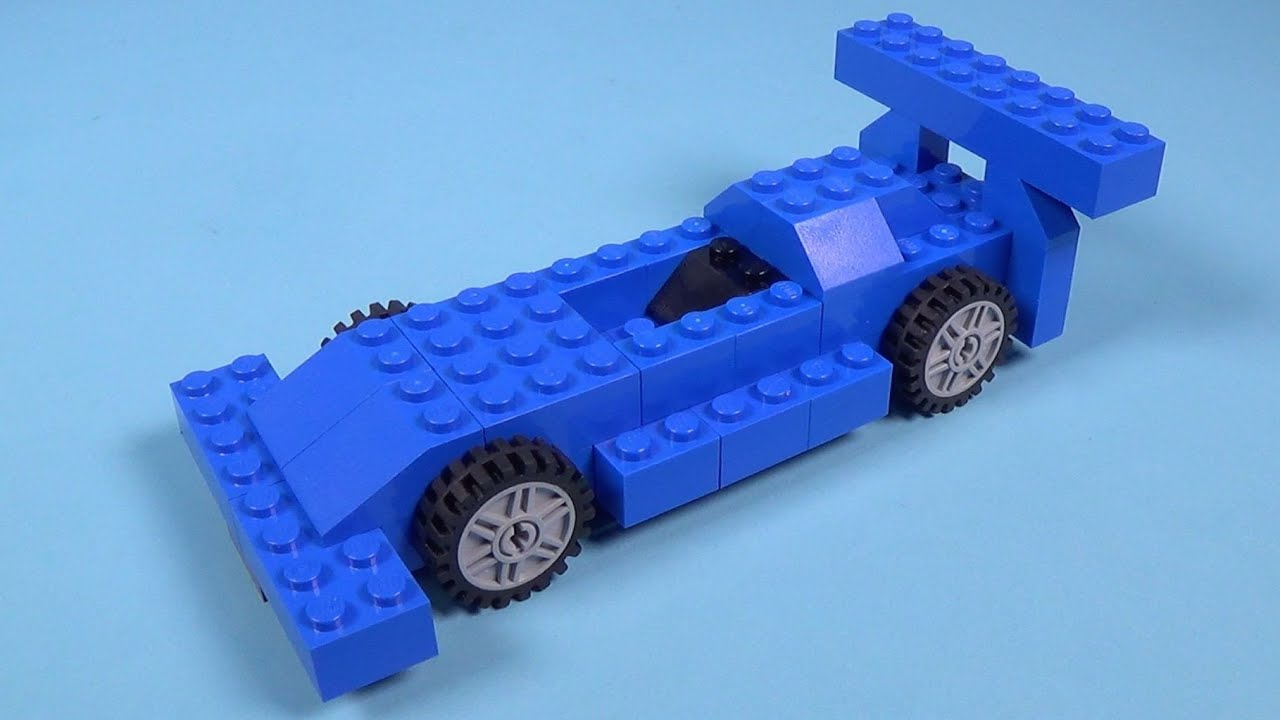 how to build lego f1 race car 4630 lego build play. Black Bedroom Furniture Sets. Home Design Ideas