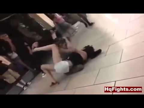 Clip 2 Nữ sinh đánh nhau như phim hành động
