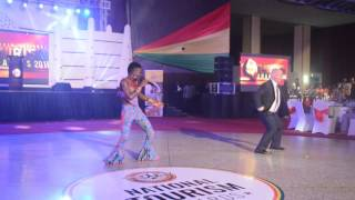 Wiyaala Kills it @ 12th National Tourism Awards
