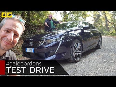 Peugeot 508 | Un salto di qualità enorme, da tanti punti di vista