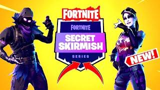 Fortnite Competition The Secret Skirmish Partie 1