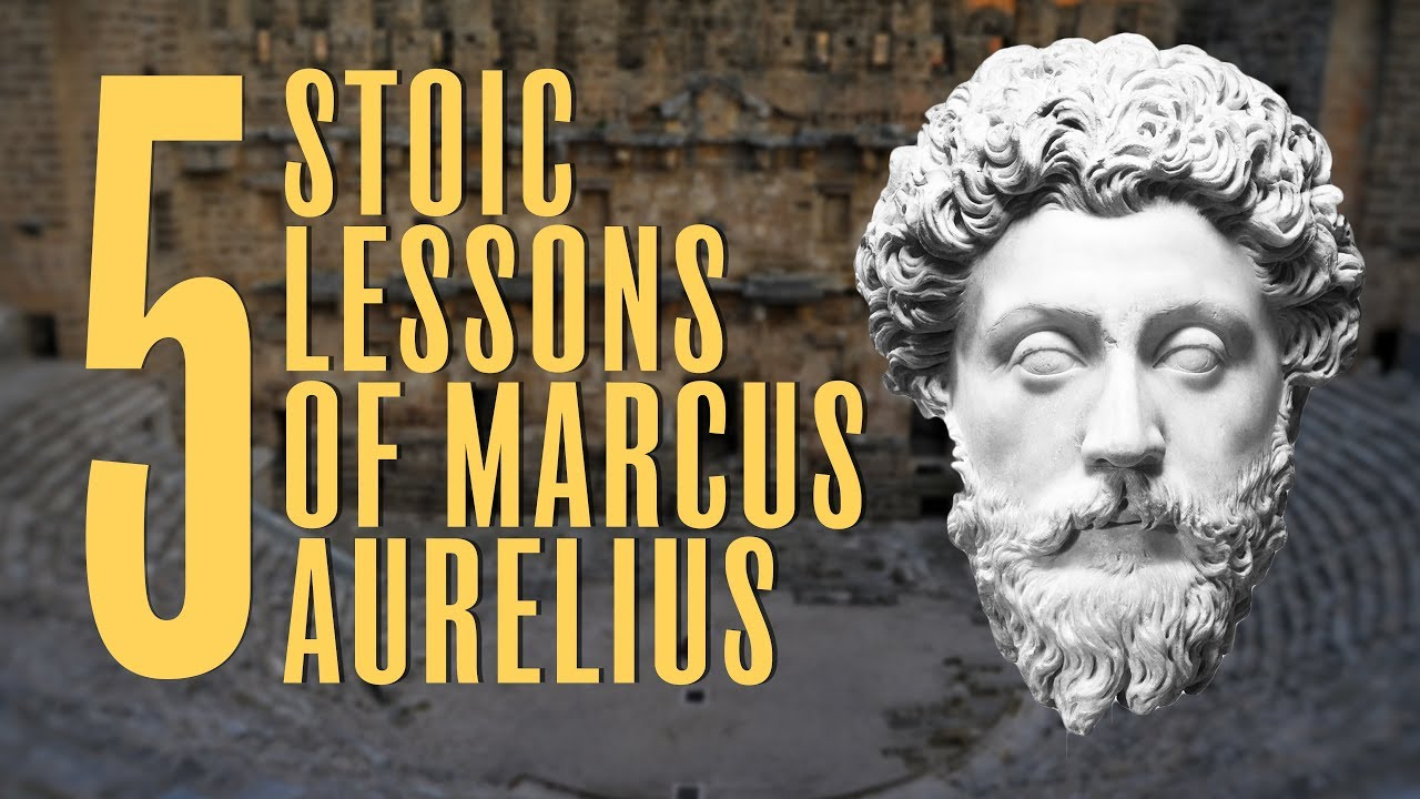 Marcus Aurelius - 5 Life-Changing Lessons From The Stoic Emperor | Ryan Holiday