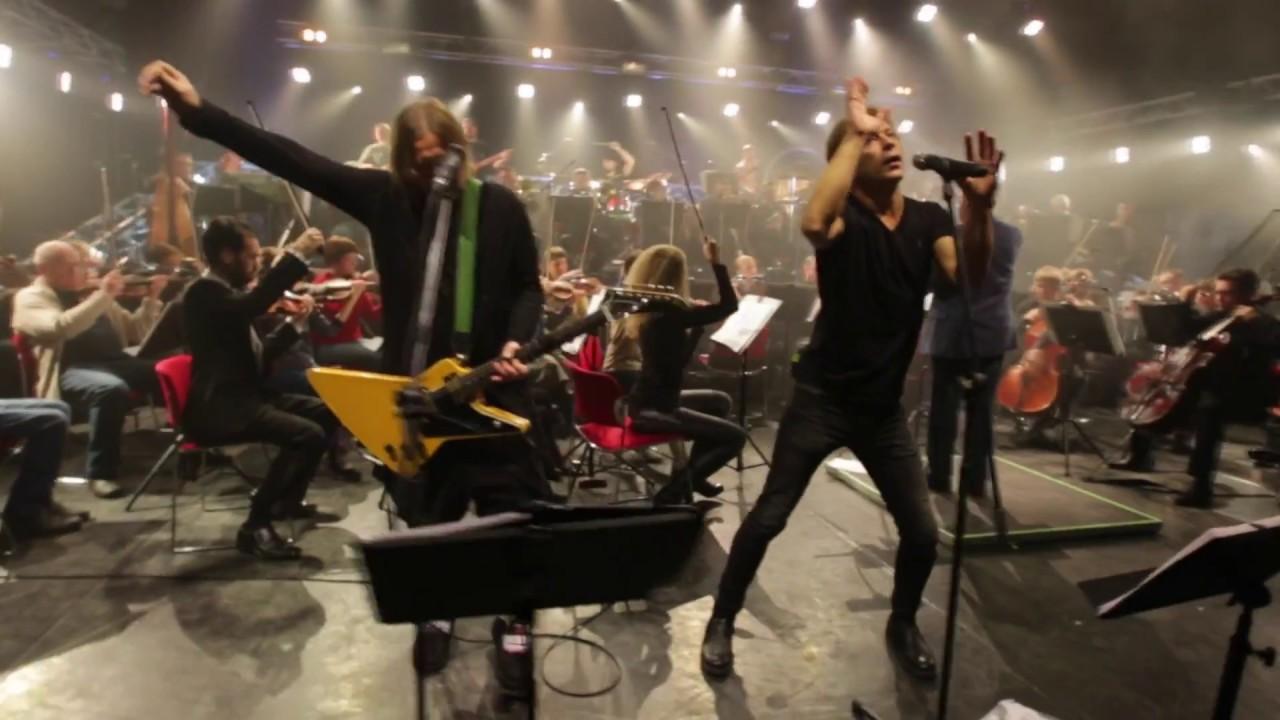 23 и 24 марта – Москва, Би-2 с симфоническим оркестром #mannequinchallenge