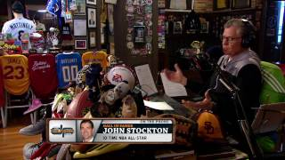 John Stockton on The Dan Patrick Show (Full Interview) 03/30/17