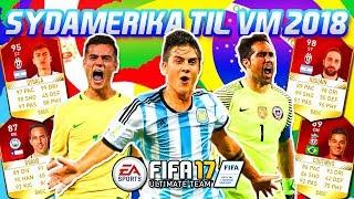 SYDAMERIKA TIL VM 2018!! - FIFA 17 Ultimate Team (DANSK)