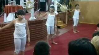 Creere Tercer Cielo Coreografia - Grupo NICUP