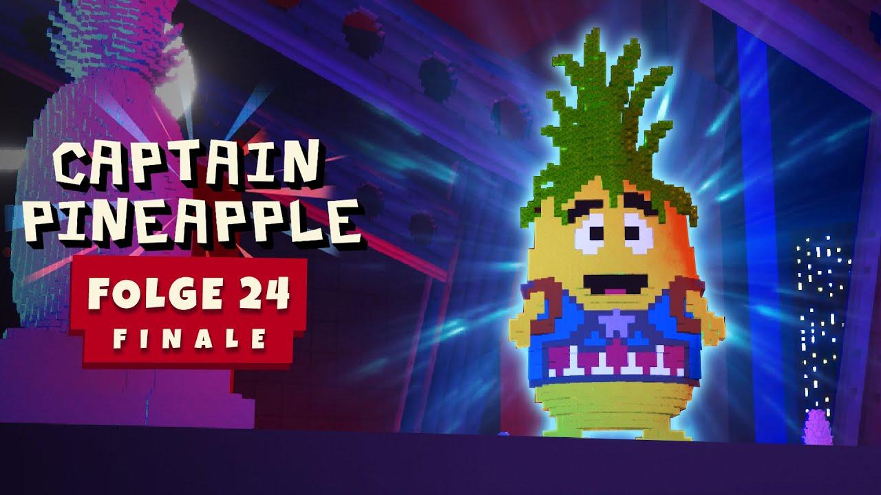 Diese verdammte Ananas 🍍 Adventskalender 2020 | CAPTAIN PINEAPPLE - Folge 24 (Finale)