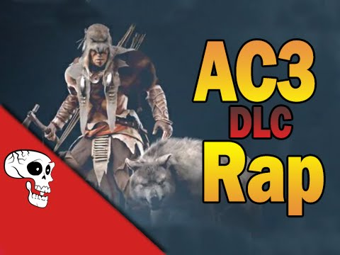 Assassins Creed 3 DLC Rap  JT Music  Born into Tyranny
