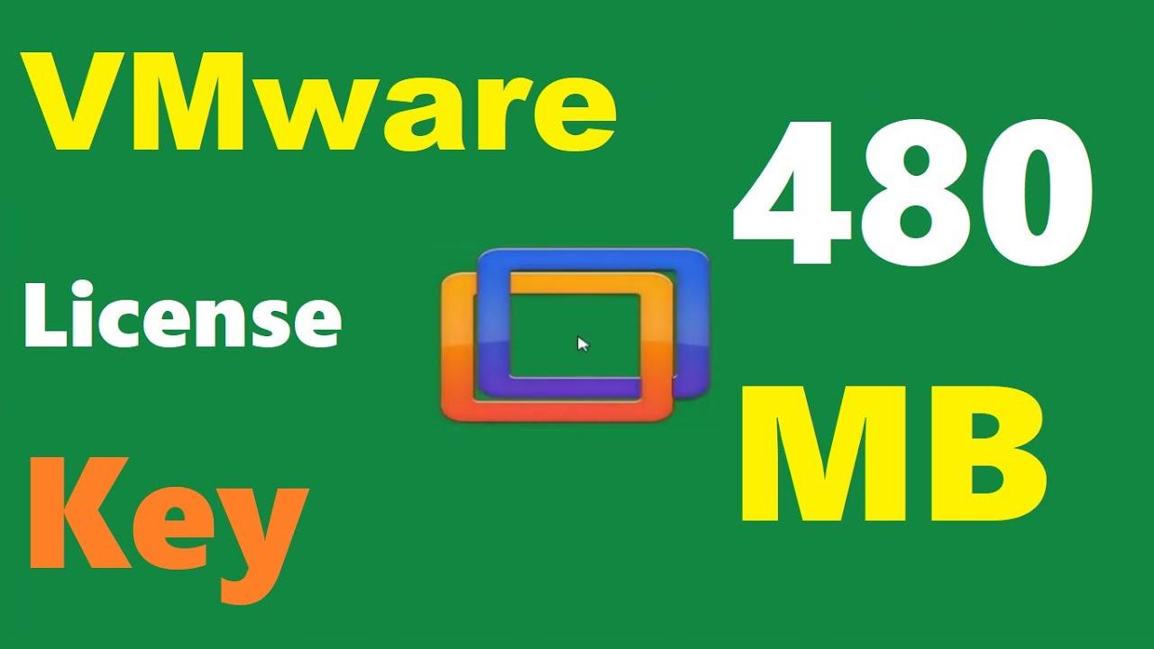 VMware Workstation Pro 16 License Key 2020 Full Version ...