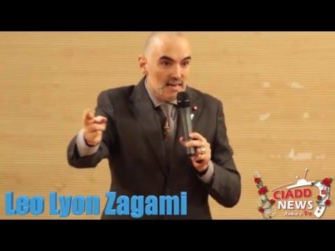 Le Confessioni di un Illuminato Vol.1 Remix - Leo Lyon Zagami - Tivoli 9 Gennaio 2016