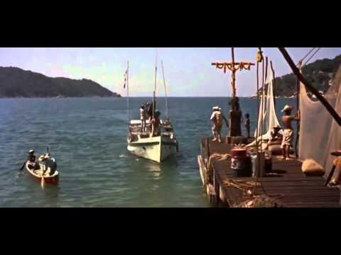 Run for the Sun 1956 - American western movies
