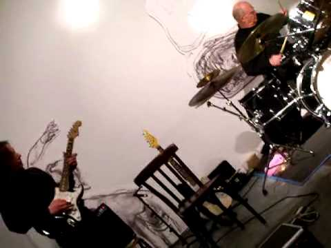 Gorilla Moon - Eugen Egner, Dietrich Rauschtenberger, Dietmar Wehr am 13.01.2012 im Ort, Wuppertal 3