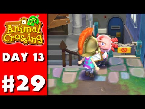Animal Crossing: New Leaf - Part 29 - Signatures (Nintendo 3DS Gameplay Walkthrough Day 13)