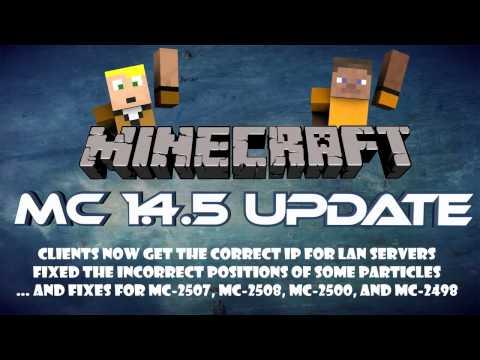 [Minecraft 1.4.5 Update-News] Alles was in 1.4.5 neu ist...