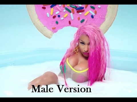 Nicki Minaj - Good Form Ft. Lil Wayne (Male Version HD)