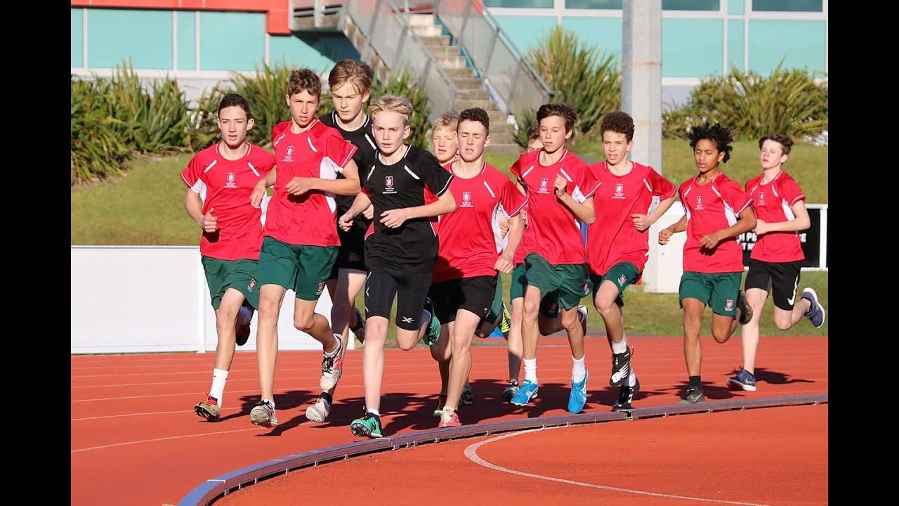 Junior Boys 1500m Time Trial 22 September 2020