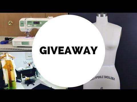 GIVEAWAY Update  - NEW Sewing Machine  2 Winner or 1 Winner