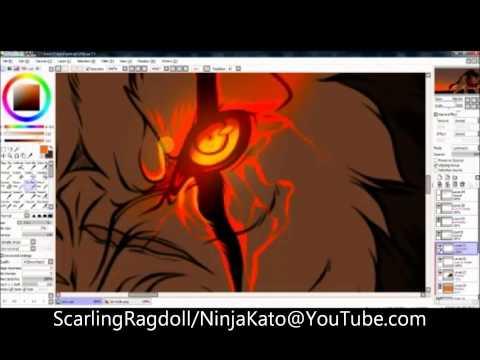 [Vorax flamma] (Sped up process video)